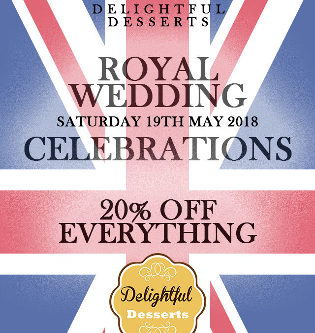 20% OFF Royal Celebrations!