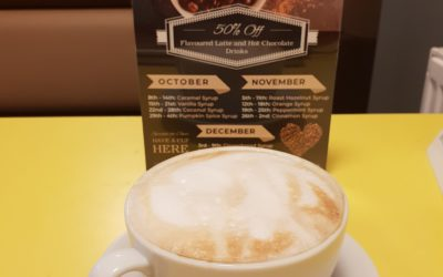 Flavoured Hot Drink Discount