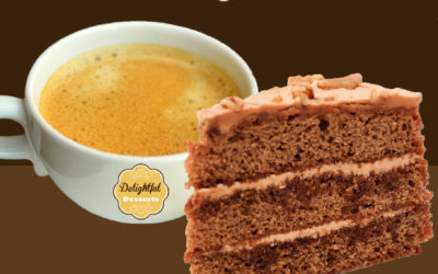 Coffee and Cake Deal: Only £3.95!