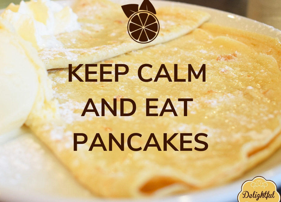 50% off our Lemon and Sugar Crepe for Pancake Day!