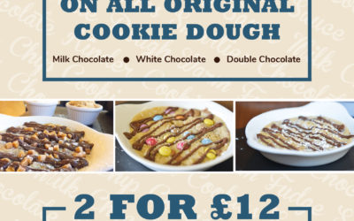 Cookie Dough Deal in July!