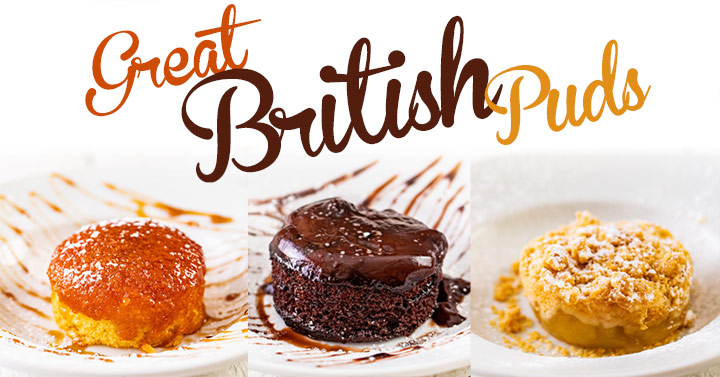 Great British Puds 20% Off