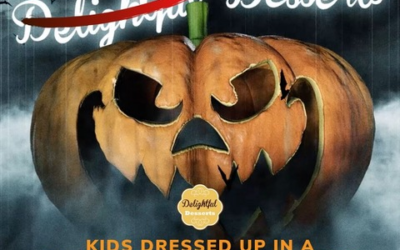 Dress Up for Halloween – Get 10% Off
